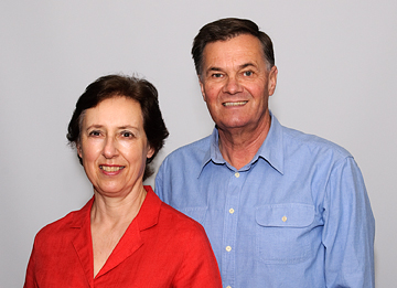 Robin and Arlene Karpan, Parkland Publishing