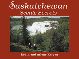 Saskatchewan Scenic Secrets cover